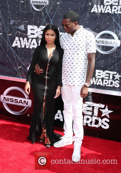 Nicki Minaj and Meek Mill 5