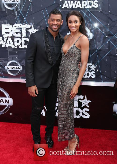 Ciara and Russell Wilson 2