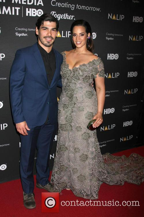 Raul Castillo and Dascha Polanco 4