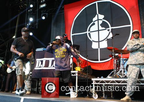 Chuck D and Flavor Flav 5