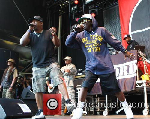 Chuck D and Flavor Flav 6