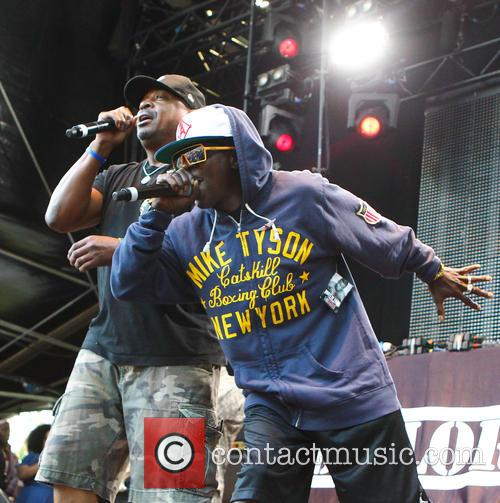Chuck D and Flavor Flav 1