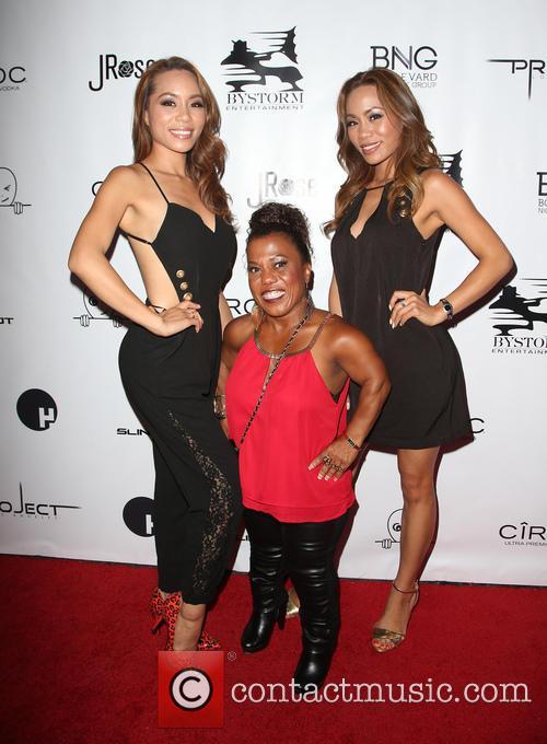 Tonya Banks, Totem Jessica and Tonya Jessica 7