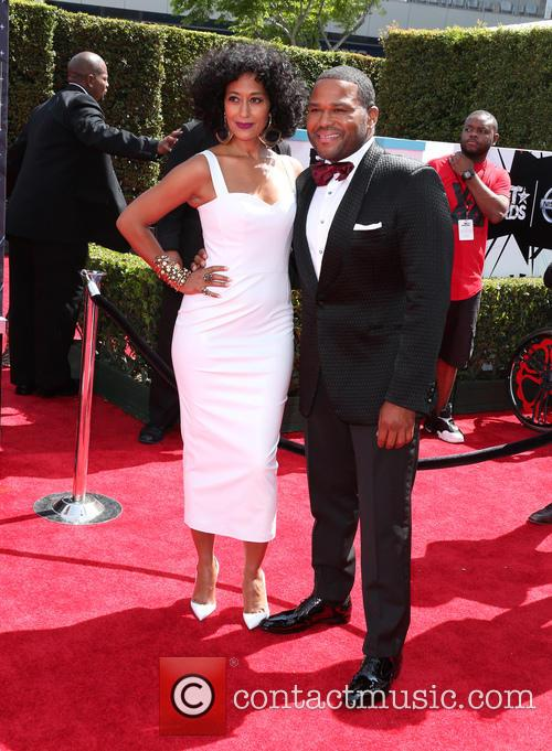 Tracee Ellis Ross and Anthony Anderson 2