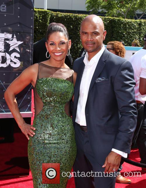 Salli Richardson-whitfield and Dondre Whitfield 2
