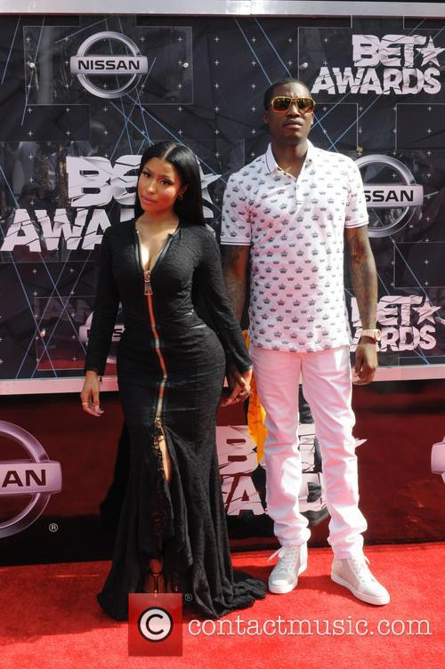Nicki Minaj and Meek Mill 2