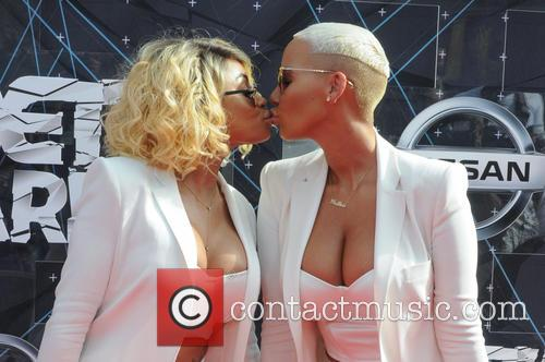 Blac Chyna and Amber Rose 1