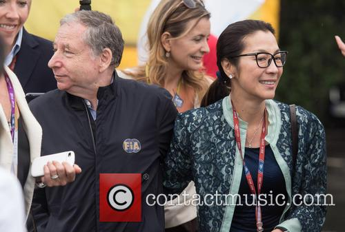 Jean Todt and Michelle Yeo 2