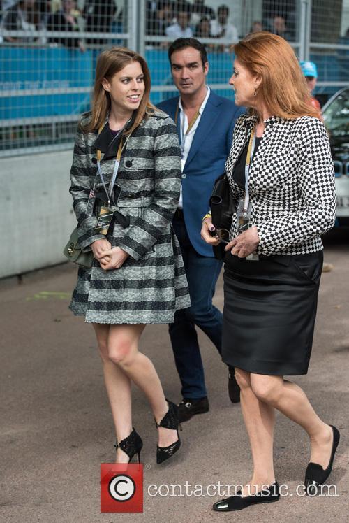 Princess Beatrice, Sarah Ferguson and Duchess Of York 7