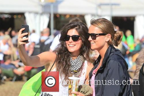 Glastonbury Festival and Day 2