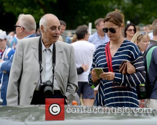 Iradj Parvaneh and Yasmin Le Bon 2