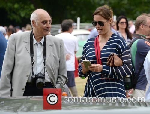 Iradj Parvaneh and Yasmin Le Bon 3