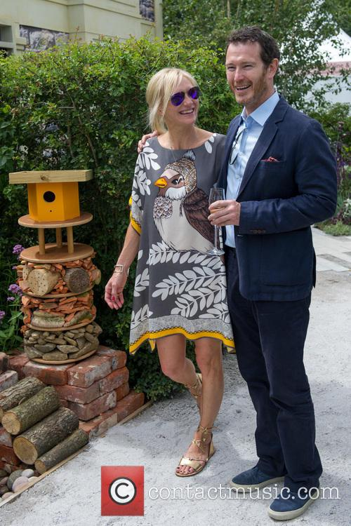 Jo Whiley and Nick Moran 2