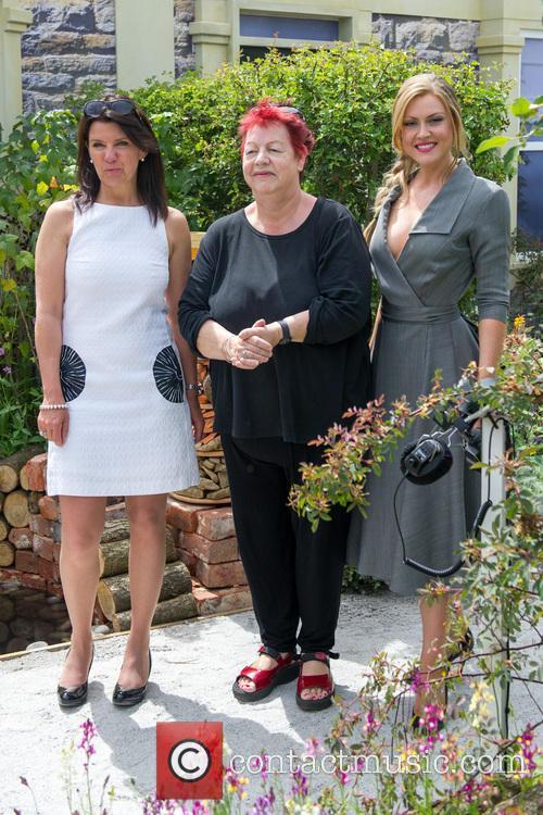 Dr Dawn Harper, Jo Brand and Camilla Kerslake 4