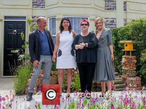 Dr Dawn Harper, Jo Brand and Camilla Kerslake 6