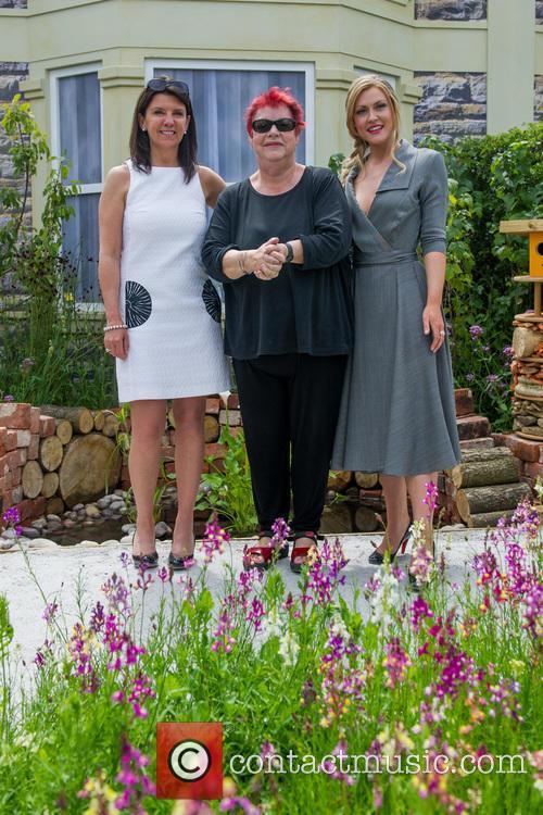 Dr Dawn Harper, Jo Brand and Camilla Kerslake 1