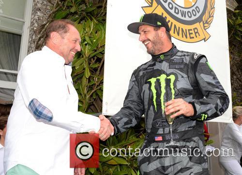 Jochen Mass and Ken Block 2