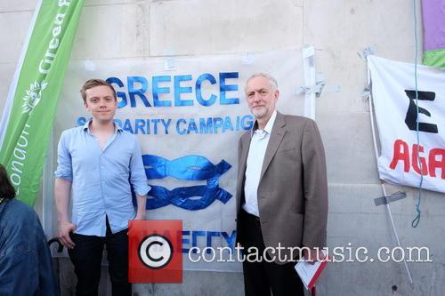 Jeremy Corbyn and Owen Jones 3