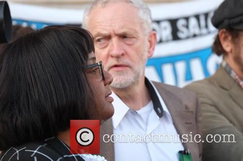Jeremy Corbyn and Diane Abbott 4