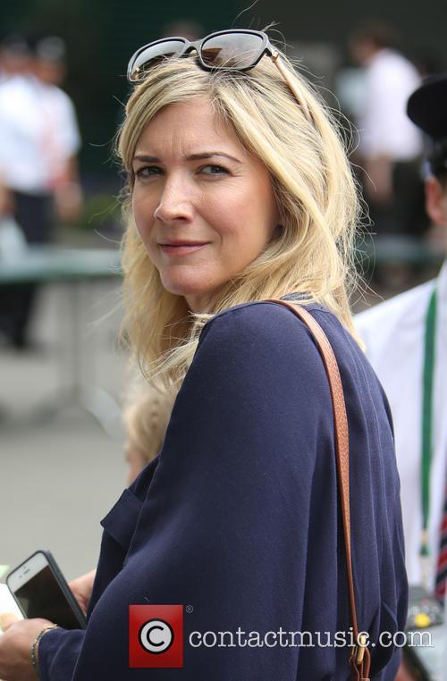 Wimbledon and Lisa Faulkner 3