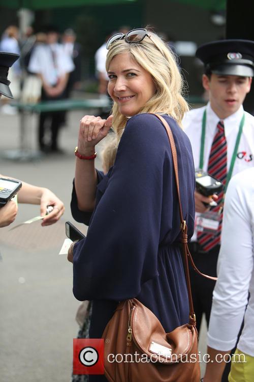 Wimbledon and Lisa Faulkner 1