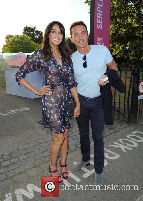 Bruno Tonioli and Jackie St Clair 2