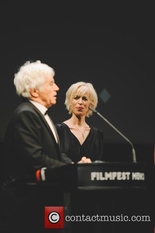 Jean-jacques Annaud and Katja Eichinger