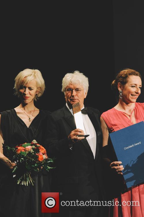 Jean-jacques Annaud, Katja Eichinger and Diana Iljine 4