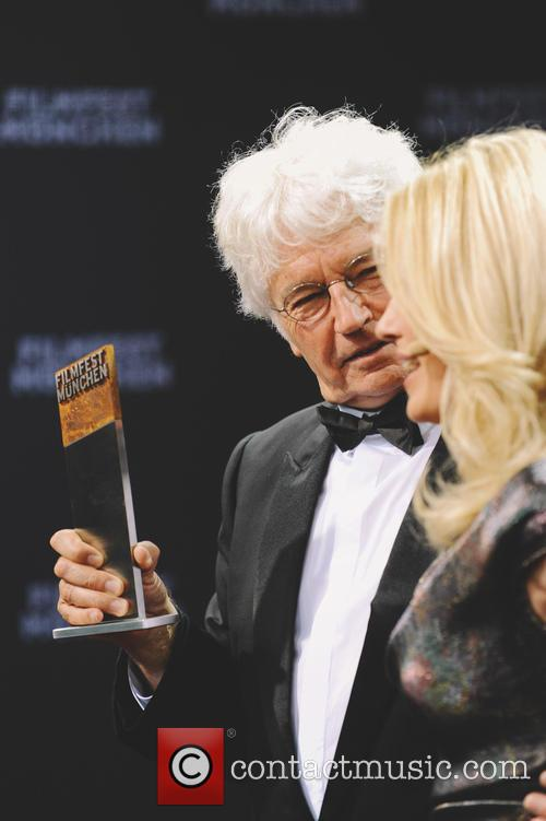 Jean-jacques Annaud and Jessica Kastrop 6