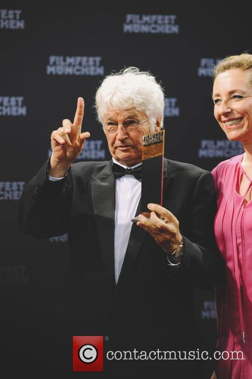Jean-jacques Annaud and Diana Iljine 7