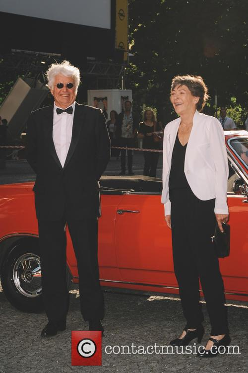 Jean-jacques Annaud and Laurence Annaud 9