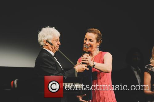 Diana Iljine and Jean-jacques Annaud 4