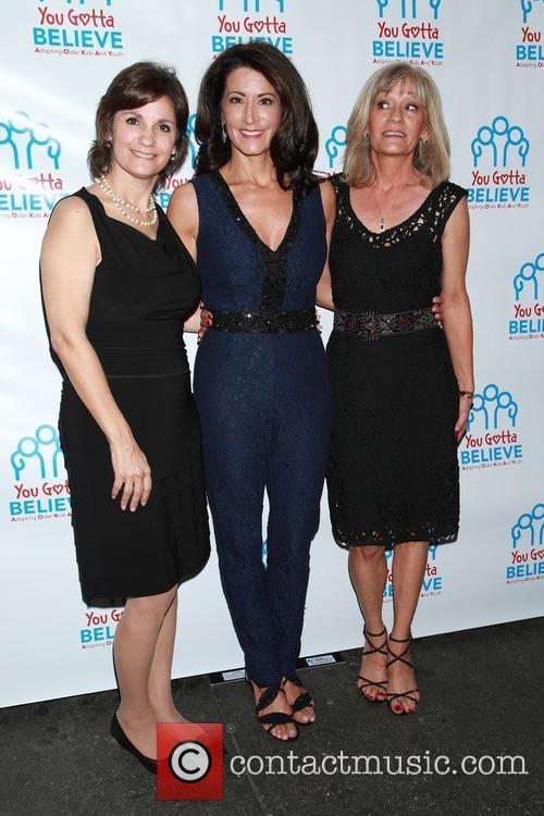 Camille Apicella, Regina Calcaterra and Cherie Calcaterra 9