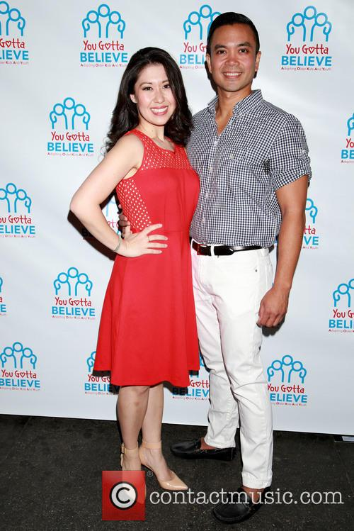 Ruthie Ann Miles and Jose Llana