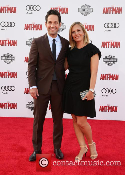 Paul Rudd and Julie Yaeger 3