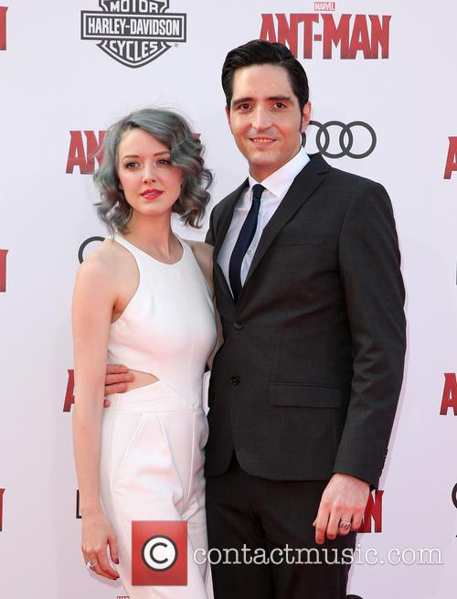 David Dastmalchian and Eve Dastmalchian 1