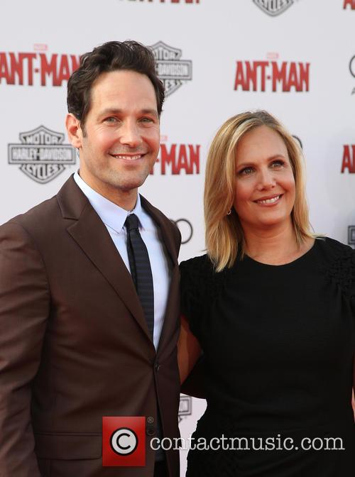 Paul Rudd and Julie Yaeger 4