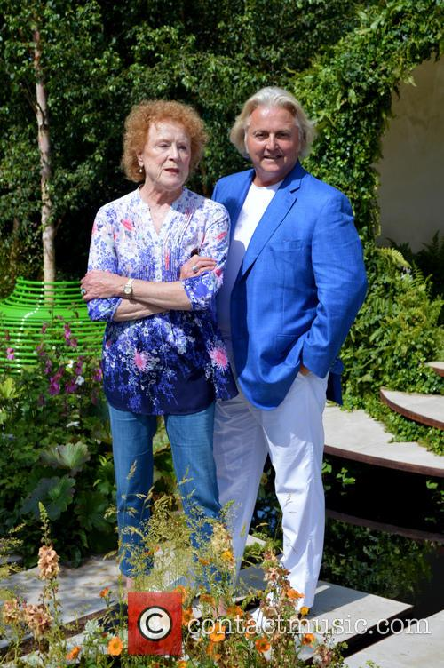 Judy Parfitt and David Emanuel 2
