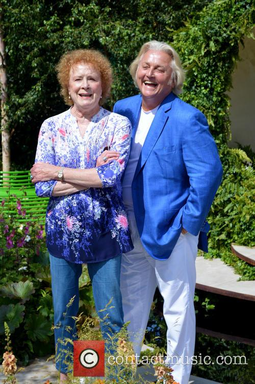 Judy Parfitt and David Emanuel 1