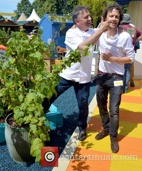 Raymond Blanc and Oli Blanc 3
