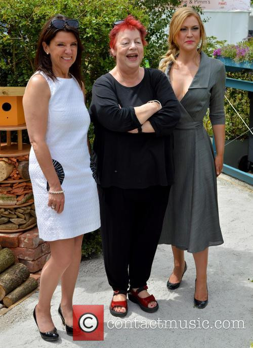 Dr Dawn Harper, Jo Brand and Camilla Kerslake 3