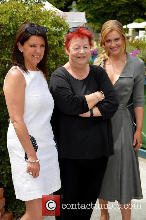 Jo Brand, Camilla Kerslake and Dr Dawn Harper 3
