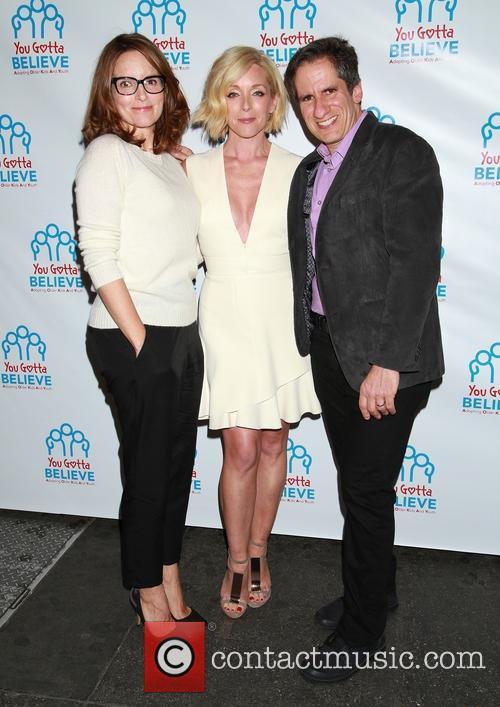 Tina Fey, Jane Krakowski and Seth Rudetsky 4