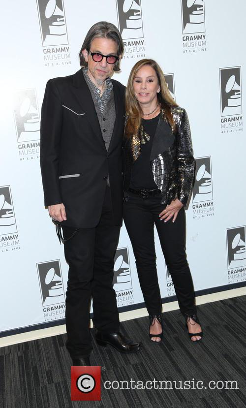 Scott Goldman and Melissa Rivers 2
