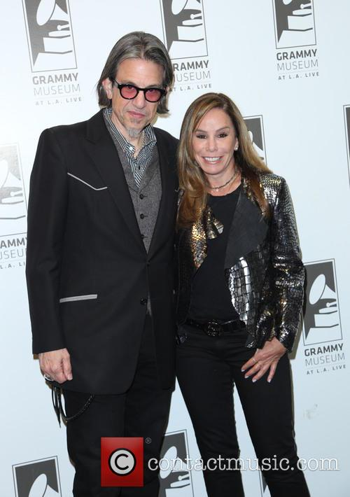 Scott Goldman and Melissa Rivers 1