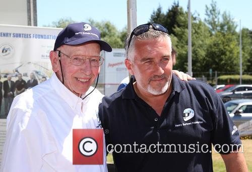 John Surtees and Paul Hollywood 2