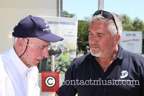 John Surtees and Paul Hollywood 1