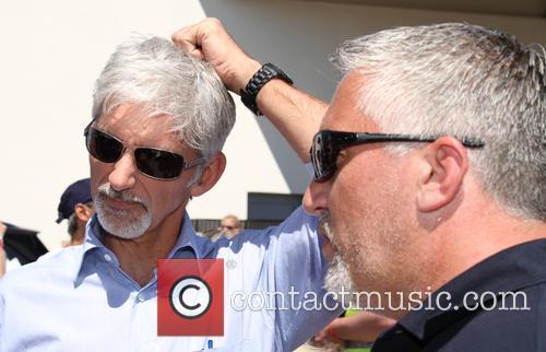 Damon Hill and Paul Hollywood 6