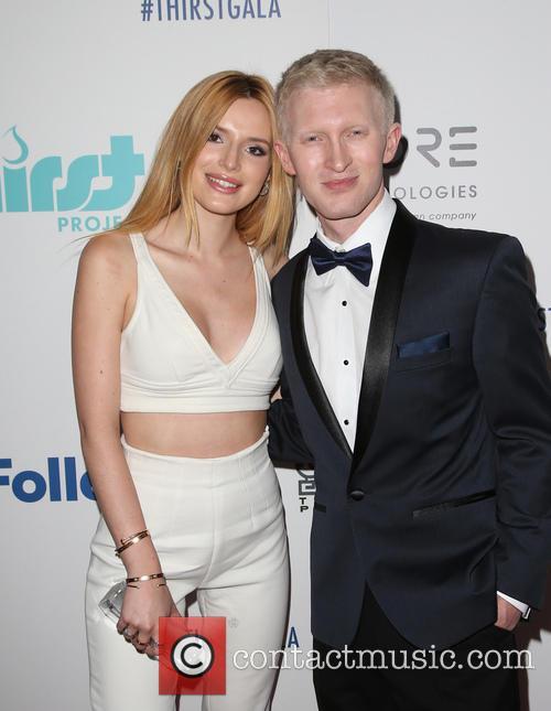 Bella Thorne and Seth Maxwell 8