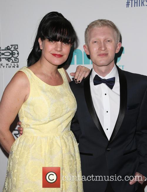 Pauley Perrette and Seth Maxwell 4